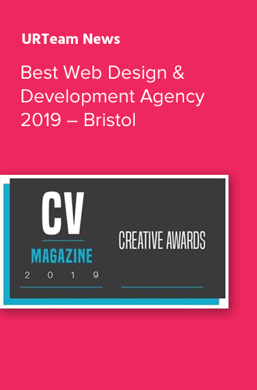 Best Web Design & Development Agency 2019 - Bristol