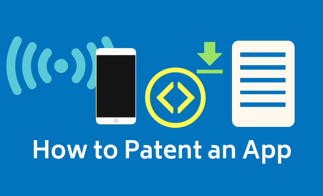 Patent an mobile App
